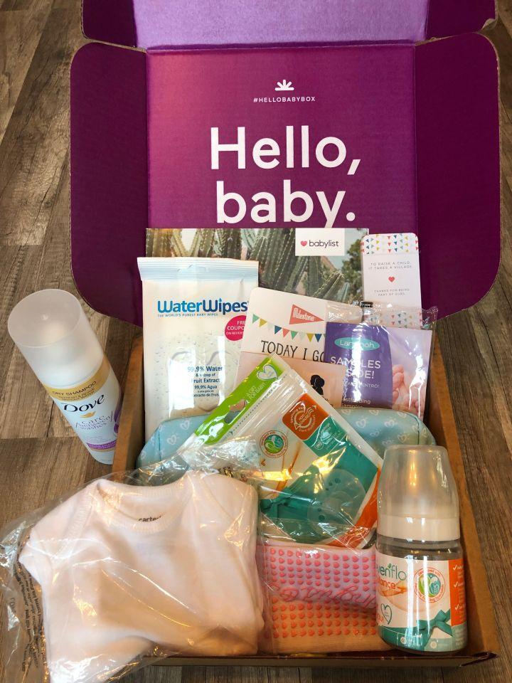 Registering + Free BabyStuff